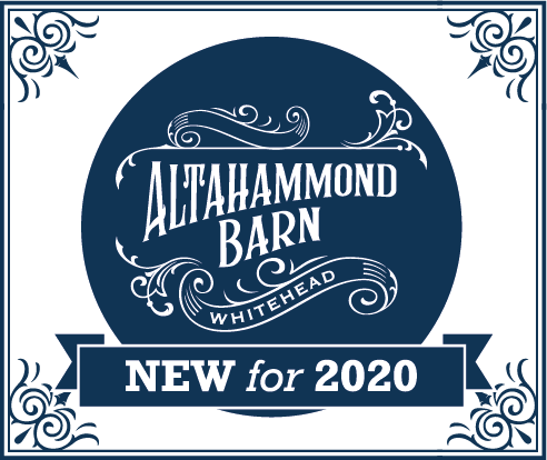 Altahammond Barn | NI's Newest Wedding Venue Coming in 2020 | Barn Style Wedding Venue